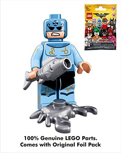 Batman DC Comics Lego Movie 004 Zodiac Master