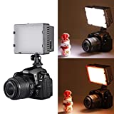 NEEWER CN-216 216PCS LED Dimmable Ultra High Power Panel Digital Camera / Camcorder Video Light, LED Light for Canon, Nikon, Pentax, Panasonic, SONY,