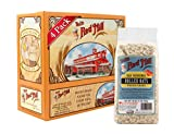 Bob's Red Mill Oats Rolled Regular, 16 Ounce (Pack of 4)