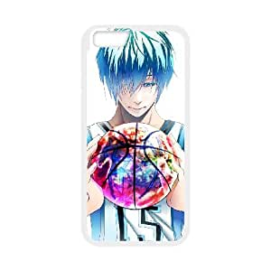 Kuroko's Basketball iPhone 6 Plus 5.5 Inch Cell Phone Case White MSY219729AEW