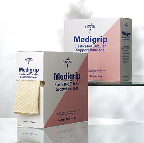 Medline MSC9503 Medigrip Tubular Bandages, Size D