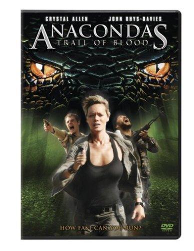 Anacondas: Trail of Blood (Dollars Linden)