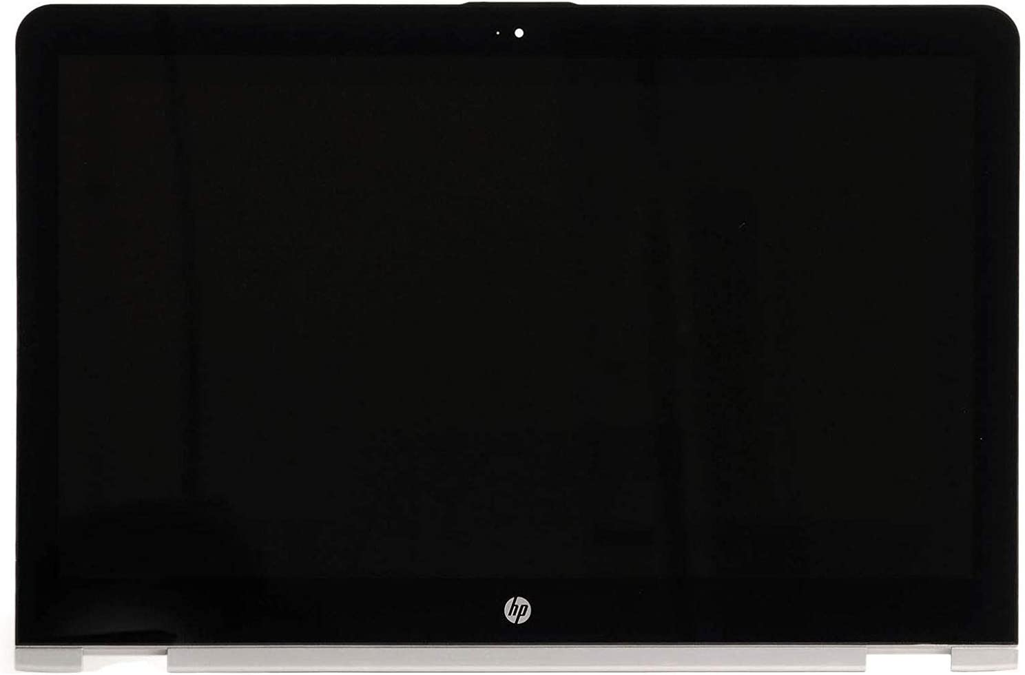 "New 15.6"" FHD LCD Touch Screen Assembly with Silver Bezel 856811-001 Fit HP Envy X360 M6-AQ103DX M6-AQ105DX"