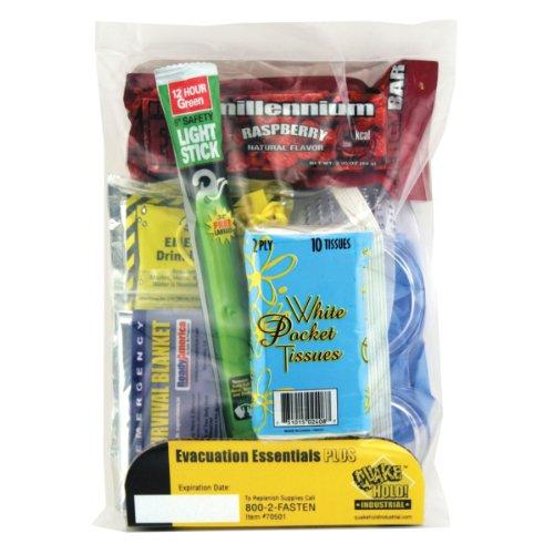 Quakehold 70501 Evacuation Essentials
