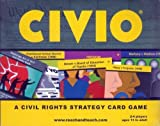img - for CIVIO: A Civil Rights Strategy Card Game (Reach and Teach) book / textbook / text book