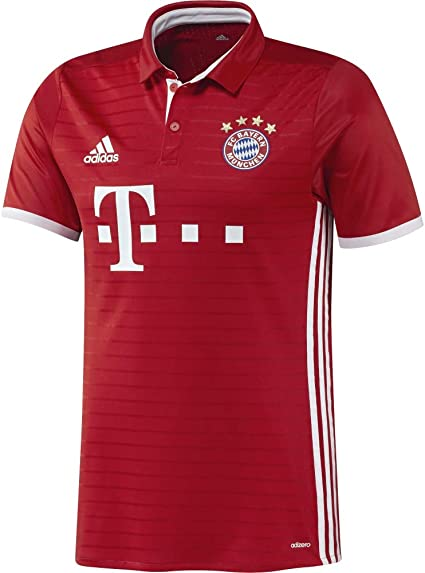 adidas Maillot de Foot FC Bayern München Home Authentic