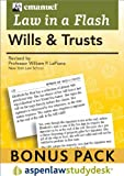 Liaf : Wills Trusts and Estates, Emanuel, Steven, 0735595887
