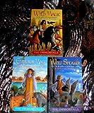 Download The Immortals series - Book 1:Wild Magic, Book 2: Wolf-Speaker, Book 3:Emperor Mage in PDF ePUB Free Online