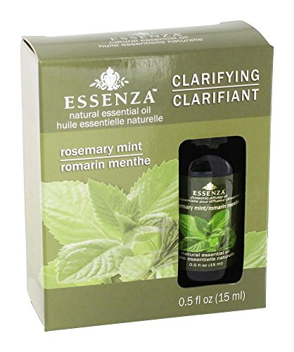ESSENZA Home Fragrance Oil - Made in U.S.A (Rosemary Mint - Rosemary Fragrance Mint Oil