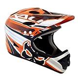 Kali Protectives US Savara Bike Helmet, Celebrity Orange, Large