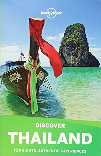 Lonely Planet Discover Thailand (Travel Guide) (Best Food In Thailand Bangkok)