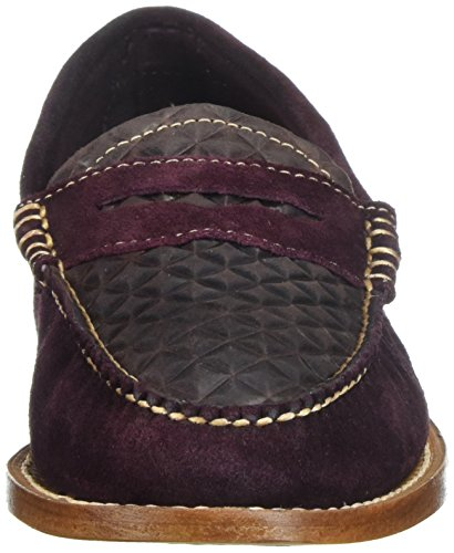 G H Loafer Whitney Bass 939 Women's Penny Purple rrdqFfx1