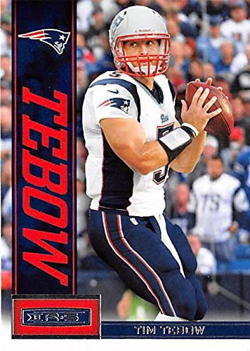 tim tebow signed football - 1