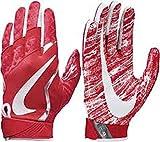 Nike Mens Vapor Jet 4 Football Glove Red M