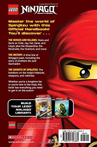 Chronicles of Ninjago: An Official Handbook LEGO Ninjago ...
