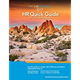 2017 HR Quick Guide for California Employers