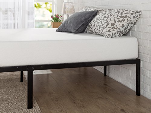 Metal Platform Bed Frame 14 Quot Mattress Foundation Steel