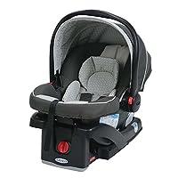 Graco SnugRide 30 LX Click Connect Car Seat, Glacier