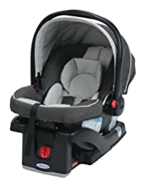 Graco SnugRide 30 LX Click Connect Infant Car Seat, Glacier BOBEBE Online Baby Store From New York to Miami and Los Angeles