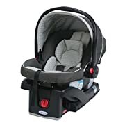 Graco SnugRide 30 LX Click Connect Infant Car Seat, Glacier