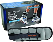 Iron Body Fitness Ankle/Wrist Weight Sets - 2 lbs & 5 lbs P