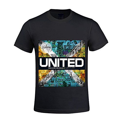 Hillsong United Across The Earth Tear Down Wal Men T (Legendary Sport Prints Iron)