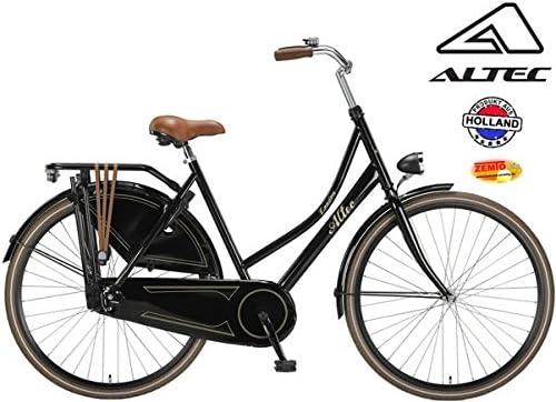 Voozer Highlander-Original - Bicicleta clásica para mujer (ruedas ...