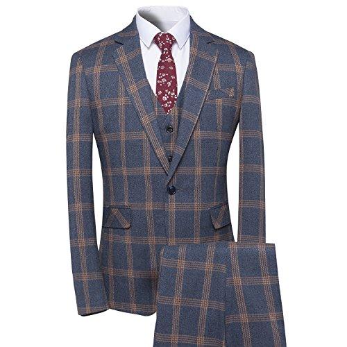 Plaid Suit - 9