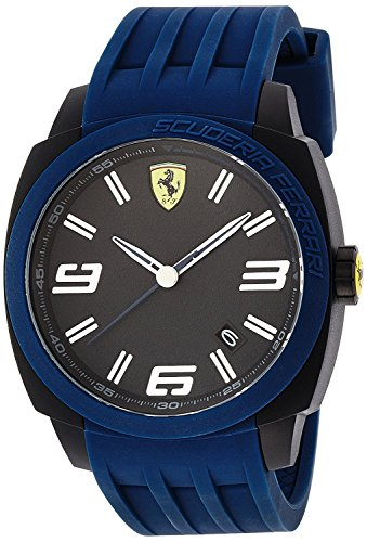 Scuderia Ferrari Watch AERODINAMICO 0830120 Men's [regular imported goods]
