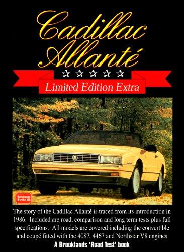 Cadillac Allante -Limited Edition Extra