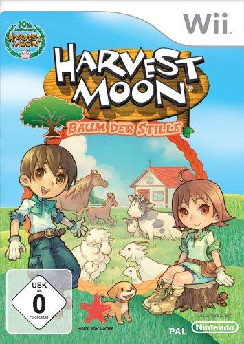 harvest moon baum der stille
