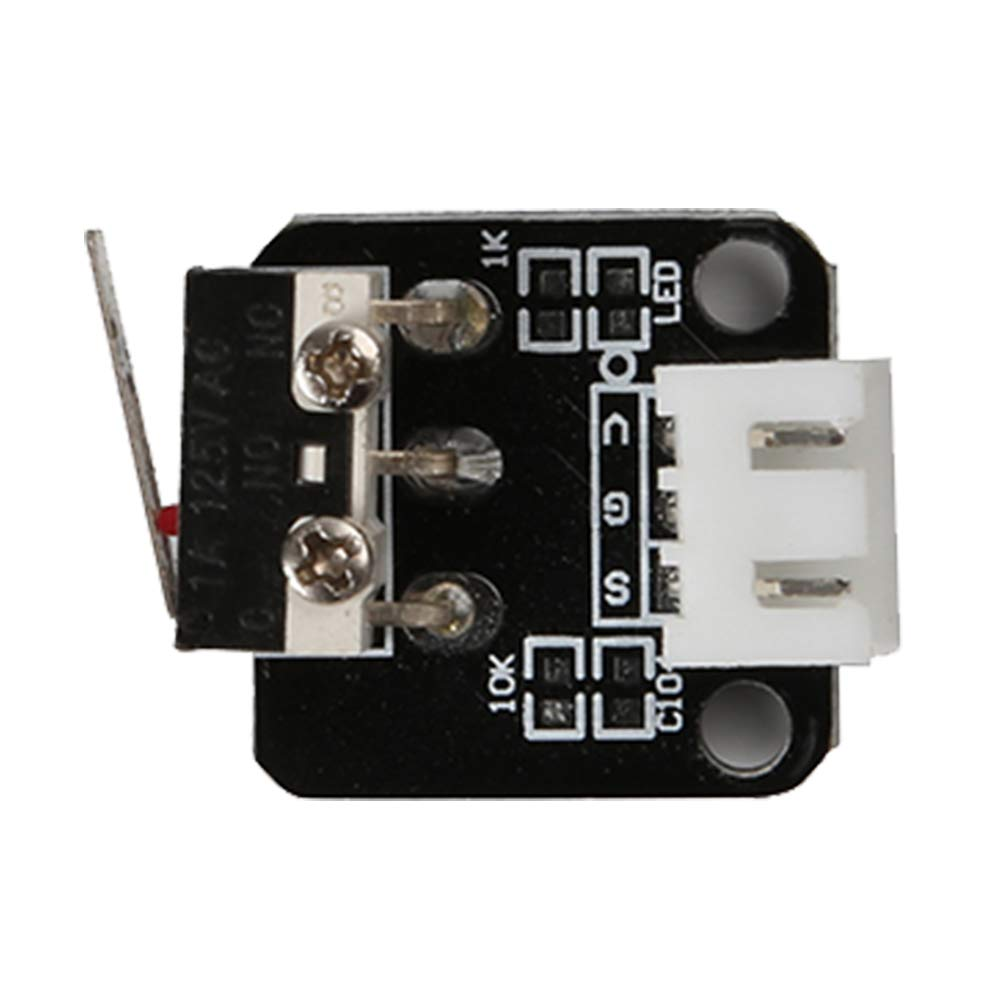 Comgrow 3D Printer Limit Switch for Creality Ender-3 Ender-3X Ender-3 Pro CR-10 CR-10S 3pcs//lot