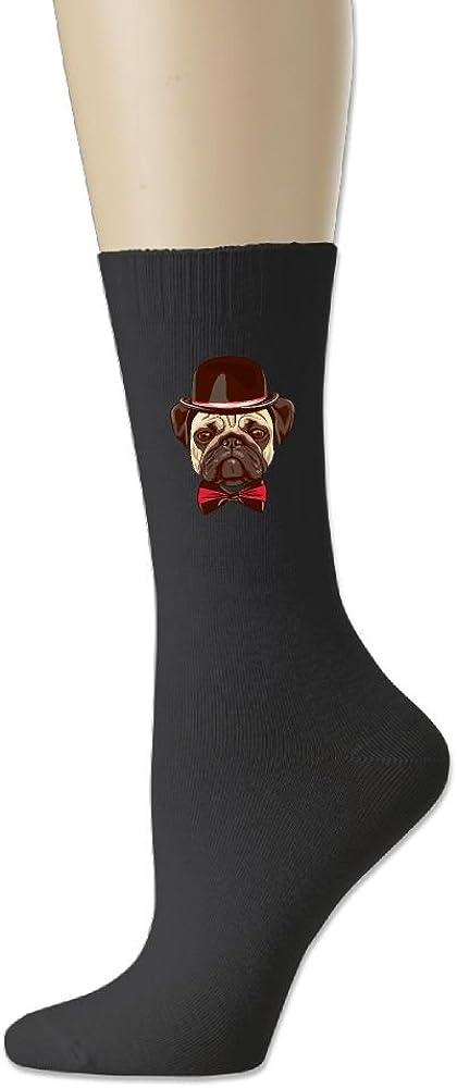 Jia Li Bulldog Unisex Funny Novelty Casual Soft Cotton Socks