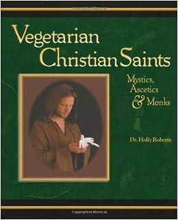 Book Vegetarian Christian Saints