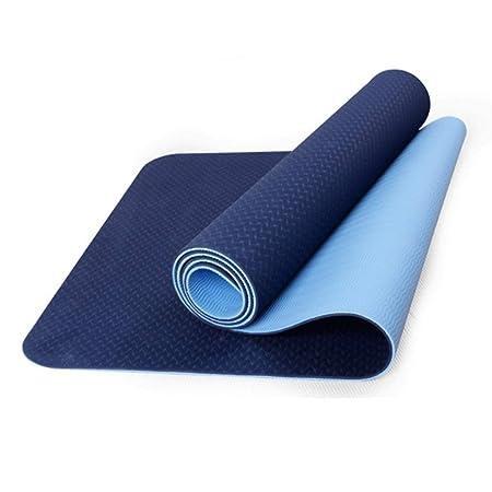 TPE Esterillas de yoga Respetuoso con el medio ambiente ...