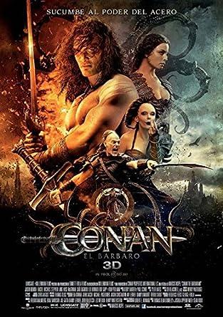 Conan El Barbaro [DVD]: Amazon.es: Momoa, Jason, Perlman, Ron ...