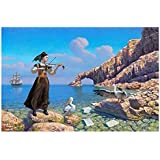 Michael Cheval HD Print Art Home Decor Oil Painting on Canvas 24x24 inch