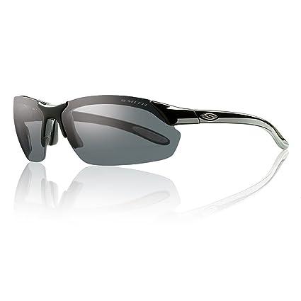579d01d416 Smith Optics Parallel Max Interchangeable Lens Sunglasses (Black Frame -  Polarized Gray Lens)