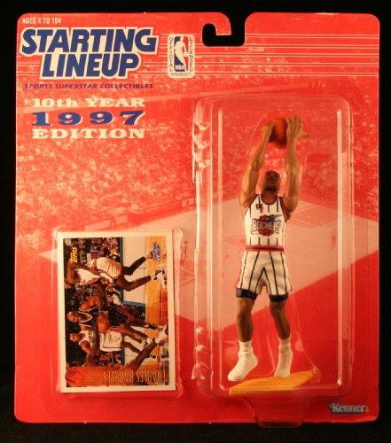 1997 Charles Barkley NBA Starting Lineup Figure