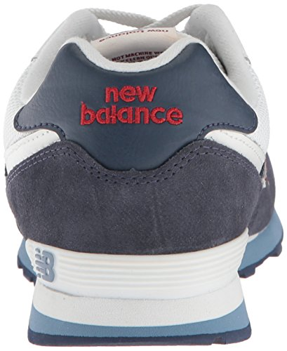 New Gc574 Balance Mesh Suede Navy Formateurs Red Youth r1rqxzwB