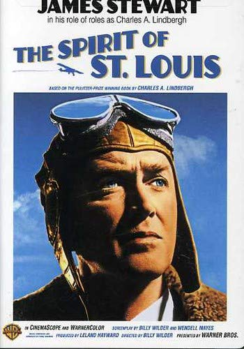 The Spirit of St. Louis (James Stewart Best Moments)
