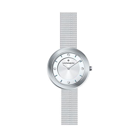 Reloj Mujer Plata Acero Lulu Castagnette - 38856