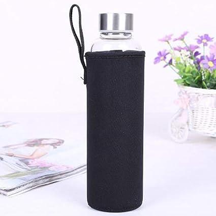 Sport Water Bottle Case Insulator Bag Neoprene Pouch Holder Sleeve Carrier Bag
