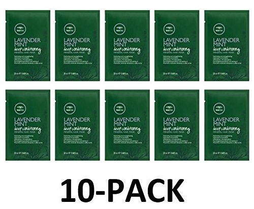 Paul Mitchell Lavender Mint Mask (10x0.68oz sachets) 1 (Lavender Clay Mask)