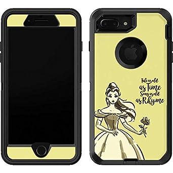 huge discount 5a0b6 ddb23 Amazon.com: Skinit Disney Princess OtterBox Defender iPhone 7 Plus ...