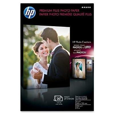 """HP Premium Plus Photo Paper - 8.5"""" x 11"""""""