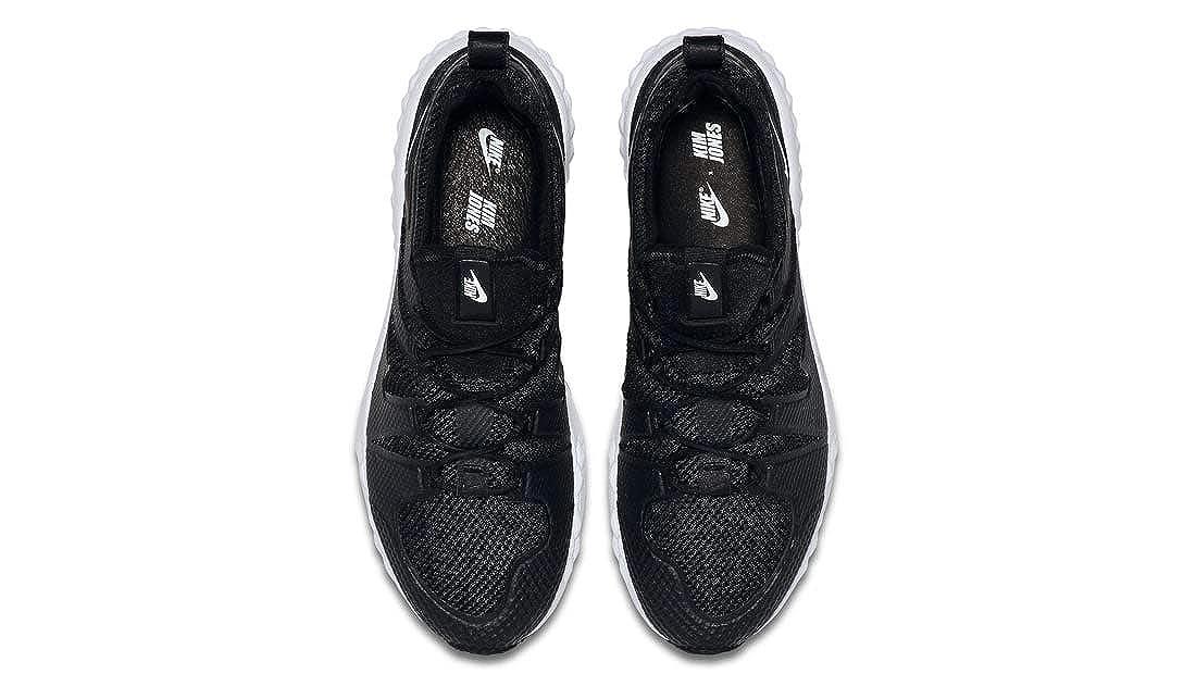 Nike Luft Zoom Lwp '16 '16 '16 Jcrd   KJ Herren Schwarz Turnschuhe 878223 001 UK 9 Eu 44 Us 10 9ea249