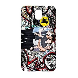 Evil-Store 5 seconds of summer kiss me 3D Phone Case for Samsung Galaxy Note3