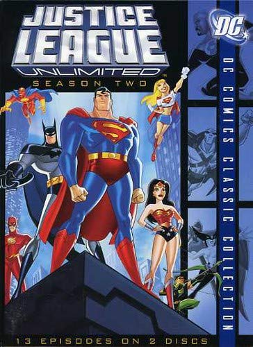 Justice League: Unlimited: Season - Package Unlimited