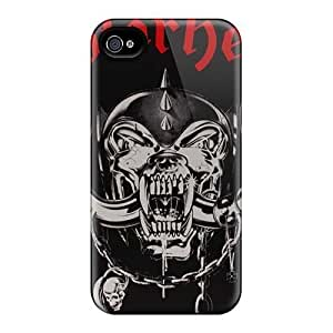 New Xwr2131xjnu Motorhead Band Skin Case Cover Shatterproof Case For Iphone 4/4s